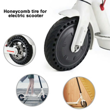 лучшая цена 2019 New Solid Wheel Tire Scooter Replacement Tyre for Xiaomi Mi M365 Electric Scooter 19ing