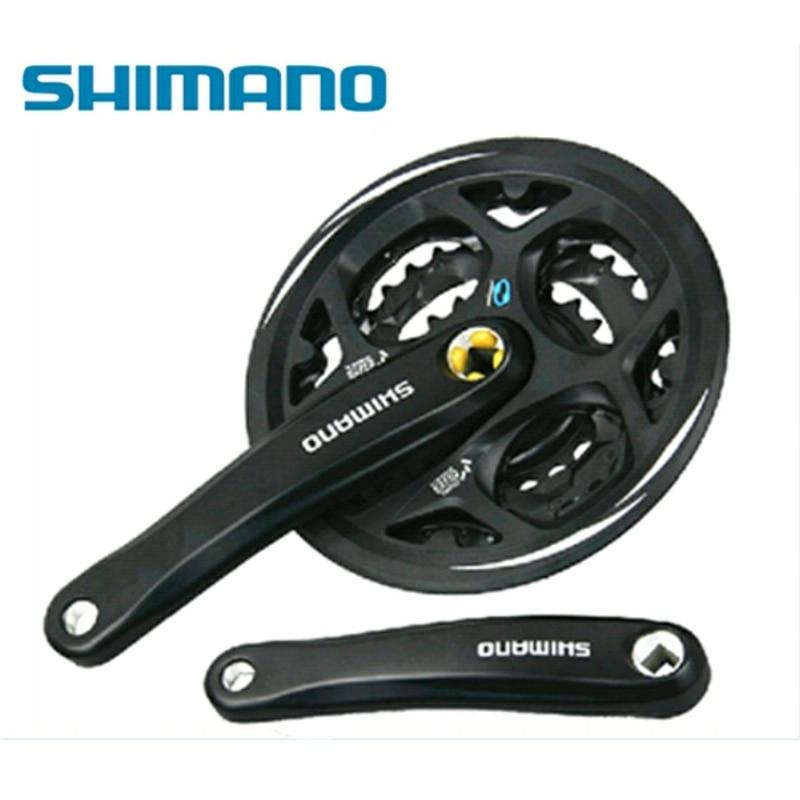 SHIMANO Altus FC M311 Crankset 7 8SPD Square Crankset Bike Crankset
