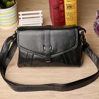High Quality Genuine Leather Shoulder Bag Fashion Women Cross Body Bags Designer Famous Brand Real Cowhide
