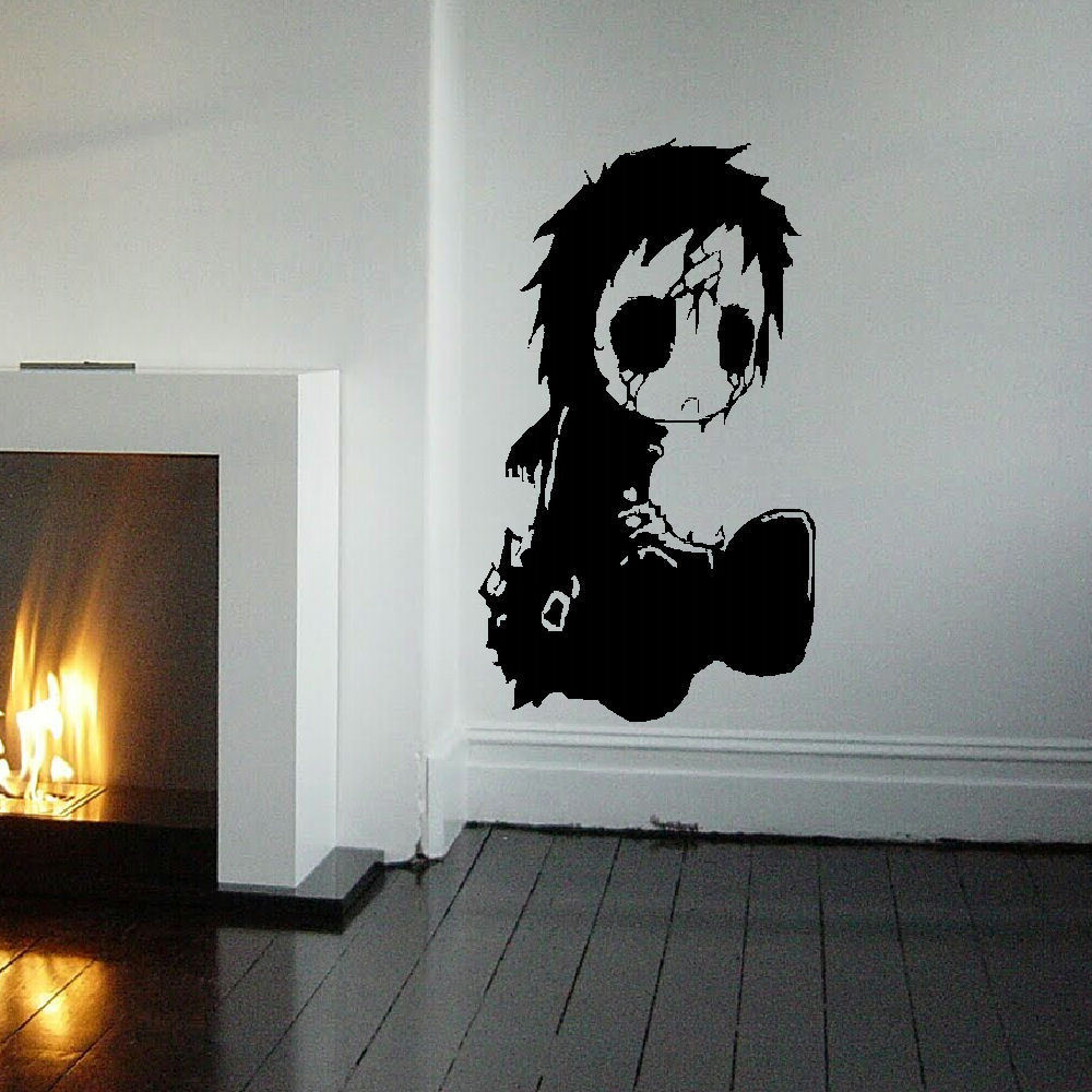 Mcr wall stickers kamos sticker my chemical romance emo bedroom wall mural art sticker graphic amipublicfo Image collections