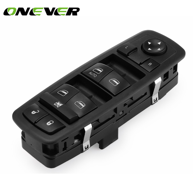 Car Window Switch Panel Driver Side Master Console Control Door Lock For Jeep Liberty Dodge Journey Nitro