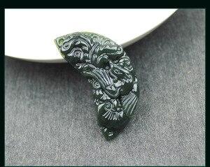 Мужские и женские модели для пар, Дракон и Феникс, бренд crescent shaped ausicious yu and Tian Qingyu dragon and phoenix pedant