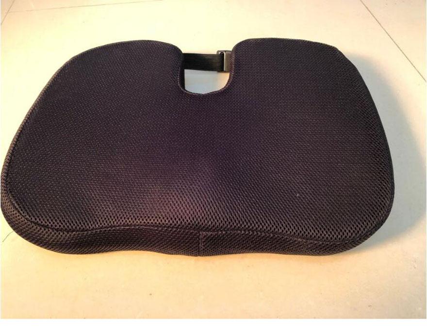 HTB1qZfmitzJ8KJjSspkq6zF7VXav 2019 HOT Sale Fashion Memory Foam Back Ache Pain Office Chair Car Orthopedic Seat Solution Cushion High Quality Free Shipping