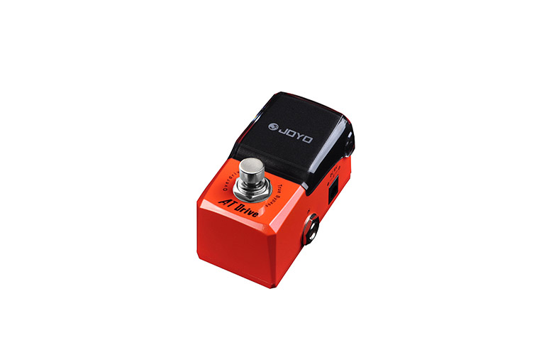 Joyo Jf-305 Ironman Overdrive Mini Smart Guitar Effect Pedal Mini But High-power Suit For Driving Distortion Pedal Free Shipping Orders Are Welcome.