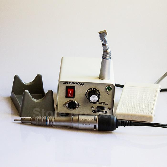 35K RPM E102S Mikrosilnik Proste nosezonony Kątnice Rękojeść do - Elektronarzędzia - Zdjęcie 5