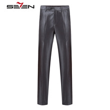 Seven7 Brand Fashion Suits Sets (Jacket and Pant) Wedding Suits Men Suits Fashion Men Dress Suits High Quality business 703C1404