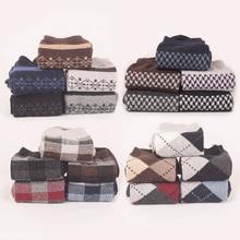 Ocean Bluevin Foreign Sales Autumn Winter Warm Thick Rabbit Wool Mens Socks Multi Pattern Choose L
