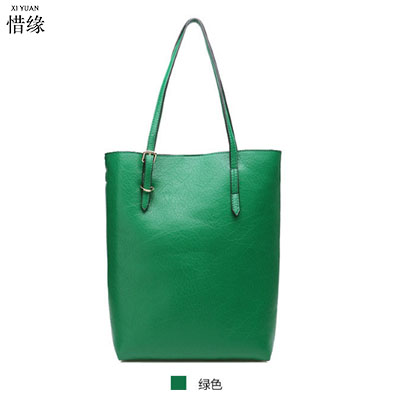 XIYUAN BRAND Women Leather Designer Handbags High Quality Bolsos Ladies Sac a Main Casual Tote Organizer Shoulder Composite Bags xiyuan brand ladies beautiful and high grade imports pu leather national floral embroidery shoulder crossbody bags for women