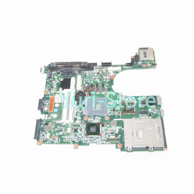 NOKOTION 646967-001 For HP EliteBook 8560P 6560B Laptop Motherboard QM67 DDR3 HD6470M Graphics Full test 574680 001 1gb system board fit hp pavilion dv7 3089nr dv7 3000 series notebook pc motherboard 100% working