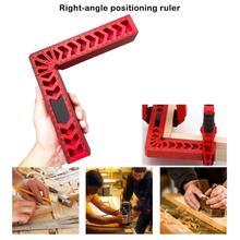 3 4 6 дюймов 90 градусов L форма прямой угол линейка; Деревообработка столярные измерительные приборы позиционирования инструмент