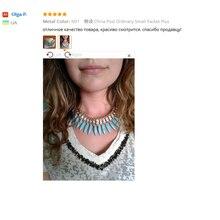 Monica Statement Necklace