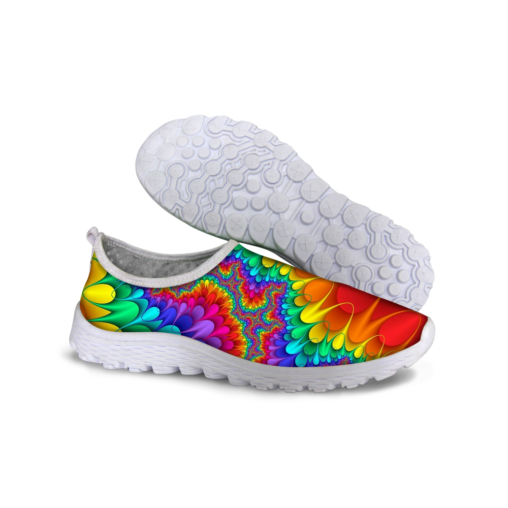 Spring Autumn Breathable Women Shoes Summer Flat Casual Shoes Women Massage Slip-on Outdoor Lady Walking Shoes Sapatos Femininos classic breathable flower women shoes summer casual women beach mesh shoes women casual massage walking sapatos femininos