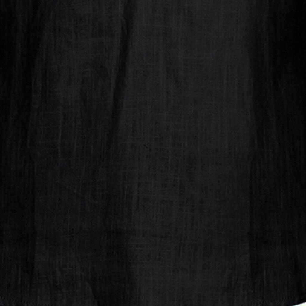 Men's Casual Blouse Cotton Linen shirt Loose Tops Short Sleeve Tee Shirt S-2XL Spring Autumn Summer Casual Handsome Men Shirt 23