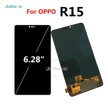 High Quality For OPPO R15 Full LCD Display Digitizer screen Assembly Replacement With Tools