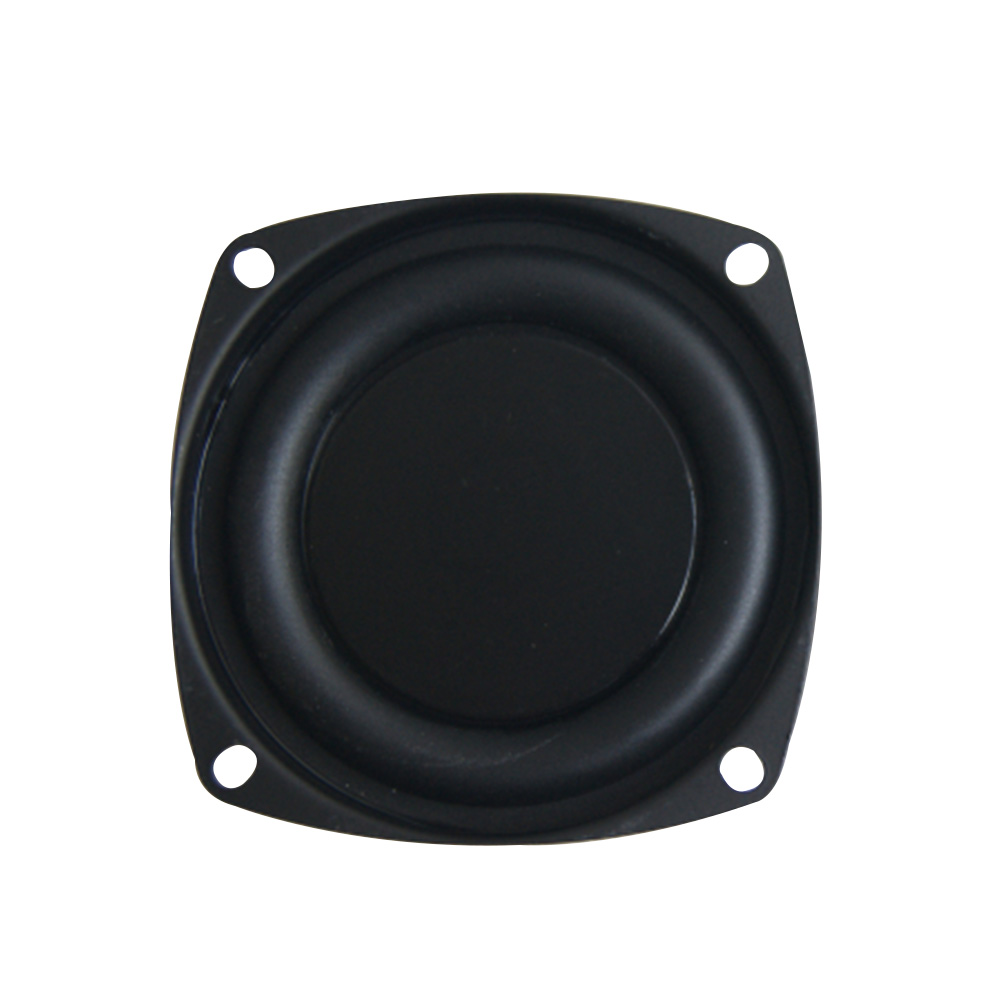 Vibrating Passive Plate Home Bass Speaker Diaphragm Travel 3 Inches False Trumpet Durable Woofer Membrane Lightweight