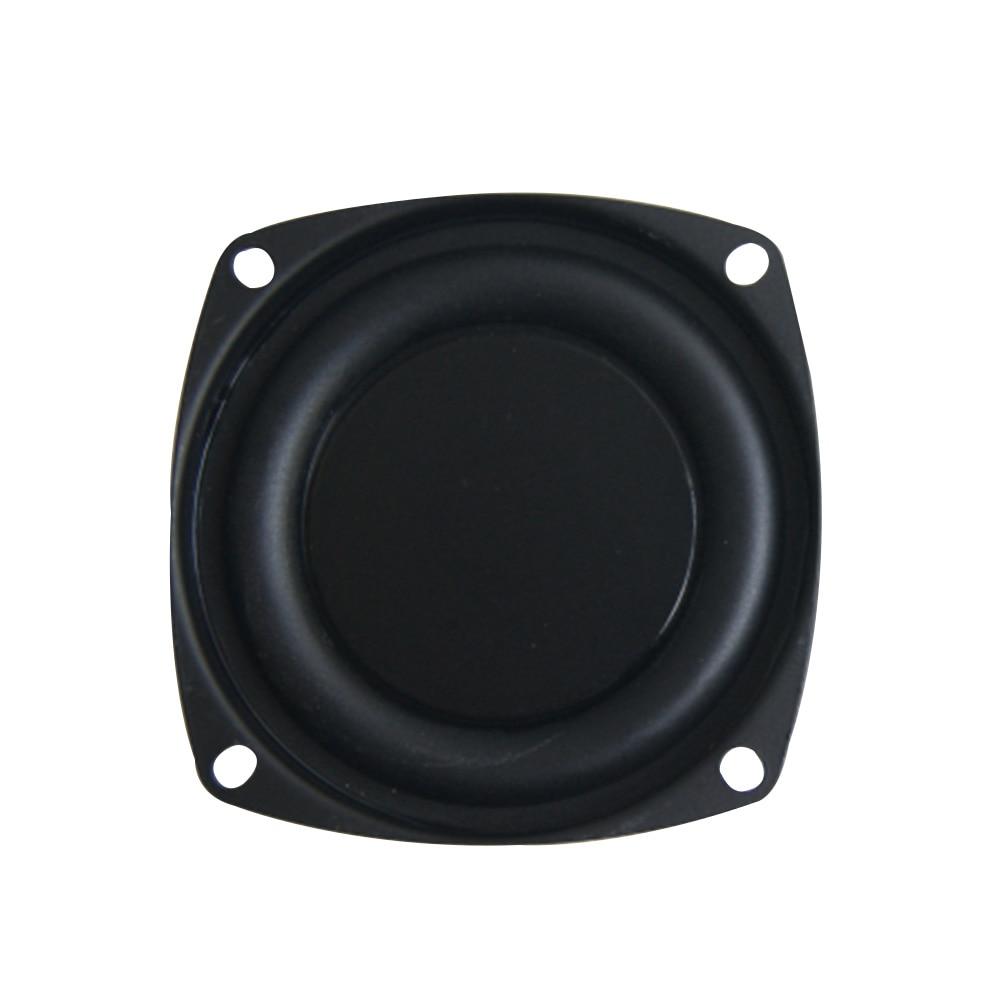 Vibrating Passive Plate Home Bass Speaker Diaphragm Travel 3 Inches False Trumpet Durable Woofer Membrane Lightweight
