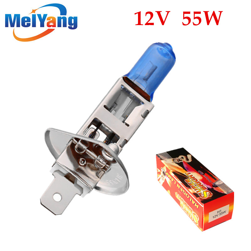 Aliexpress.com : Buy 50pcs H1 12V 55W Super Bright White