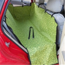 New High Quality Pet Dog Cat Mat For Car Rear Back Seat Carrier Cover Pet Dog Mat Blanket Cover Mat Hammock Cushion Protector