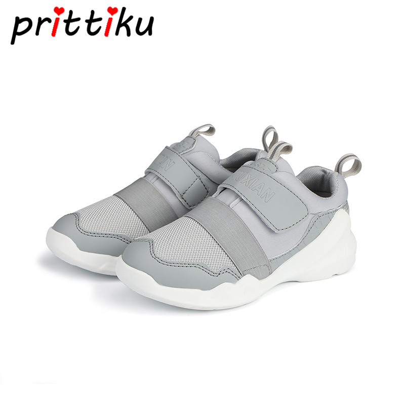2018 Toddler Kids Mesh Lightweight Sneakers Little Boys School Sport Running Trainer Big Girl Casual Designer Fashion Pink Shoes