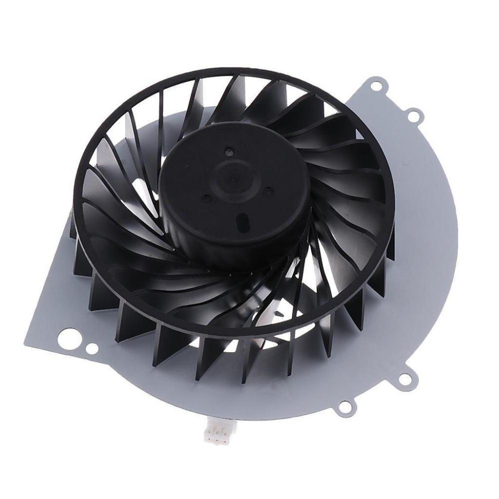 Image 3 - Internal Cooling Fan Replacement Part For SONY PS4 1200 Games Accessories for Sony PlayStation 4 Host Cooler-in Fans from Consumer Electronics