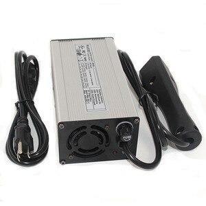 Image 3 - 48 V 6A ゴルフカートのバッテリー充電器 48 ボルトの鉛酸充電器 Ez 外出先 ez 外出先充電器 RXV プラグ