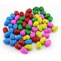 10pcs Colorful Magic Water Hatching Inflation Growing Dinosaur Eggs Toy For Kids Gift Child Novelty Gag Dino Toys