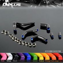 GPLUS Silicone Radiator Coolant Hose KIT FOR DUCATI 999 / 749 / 749R 03-06