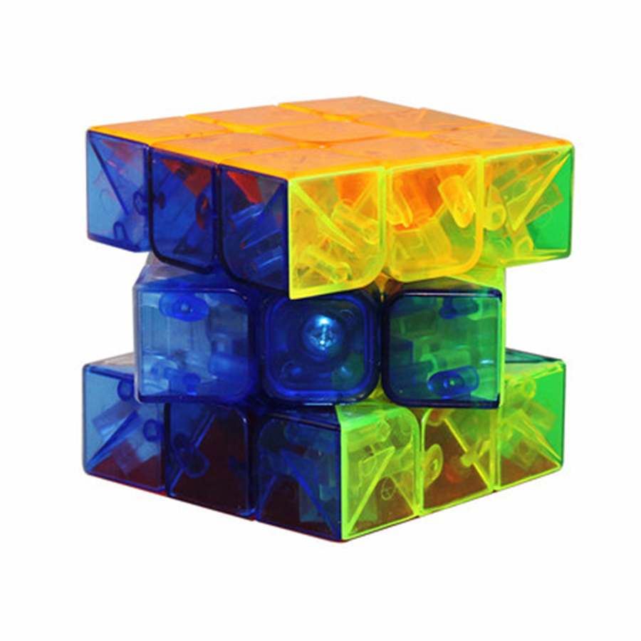 Magic Cubes Speed Cube Square Anti Stress Spin Fidget Toys Educational Gifts Neo Cubos Magicos Puzzles Toys For Boys 50K223 ...