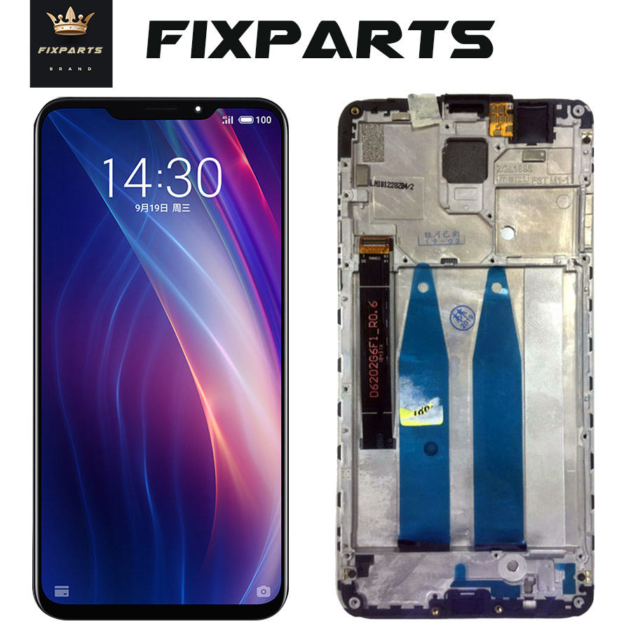 Original X 8 LCD Meizu X8 LCD Display Digitizer Touch Screen Digitizer Panel Assembly Replace Cellphone 6.2 for Meizu X8 LCD Original X 8 LCD Meizu X8 LCD Display Digitizer Touch Screen Digitizer Panel Assembly Replace Cellphone 6.2 for Meizu X8 LCD