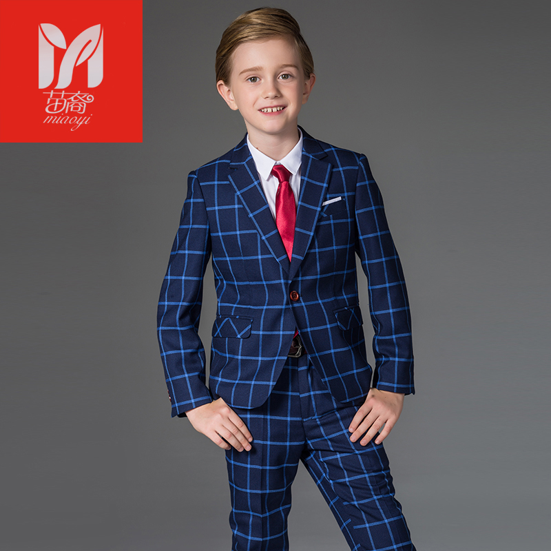 4pieces set leisure clothing sets kids baby boy suits Blazers vest gentleman clothes for weddings formal clothing Costumes цена и фото