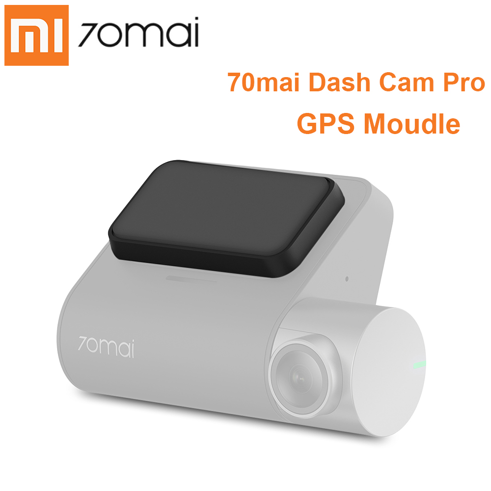 Xiaomi Gps-Module Car-Camera Car Dvr International-Version ADAS 70mai Electronic