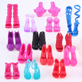Original 1 Pair Shoes fit Monster Doll High Shoes Chose You Like Style Doll shoes for Monster Hight Doll Accessories DIY BJD
