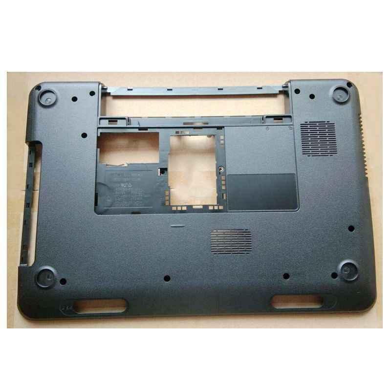 Capa base inferior para dell para inspiron 15r n5110 m5110 pn: moldura da tela de lcd 005t5/estojo superior do palmrest/display lcd