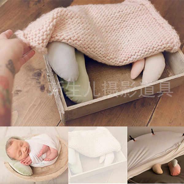 יילוד צילום נכס פוזות שעועית באיכות גבוהה תיק, 5 set עצם תינוק/יילוד כרית סהר ממקם תינוקות