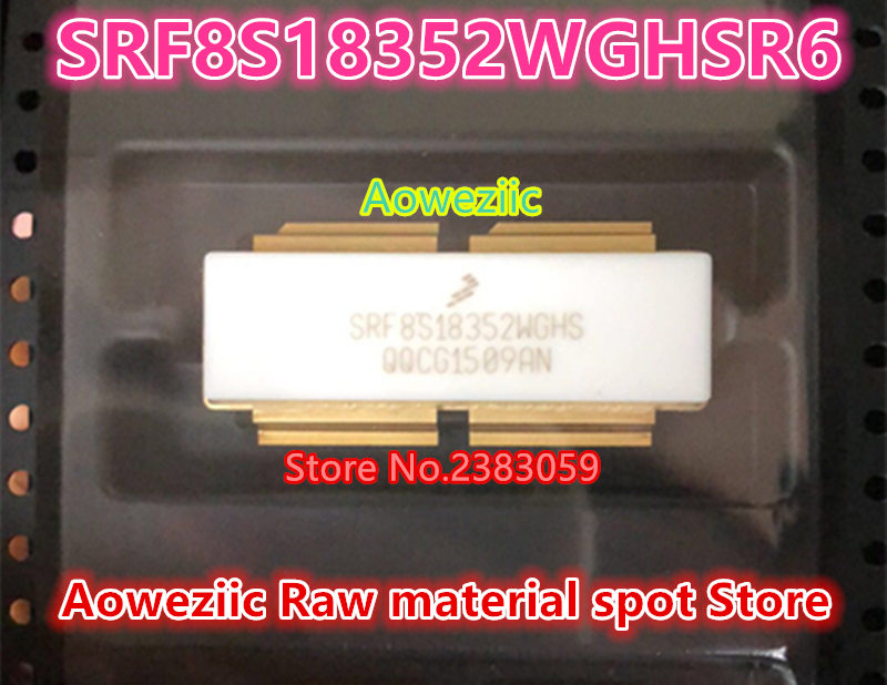 Aoweziic  2015+ 100% new original   SRF8S18352WGHS   SRF8S18352WGHSR6   High frequency microwave radio frequency new original copper high current 6000vac 0 06uf high frequency resonant capacitor 80k 80a