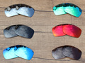PV POLARIZED Replacement Lenses for Oakley X Squared Sunglasses - Multiple Options