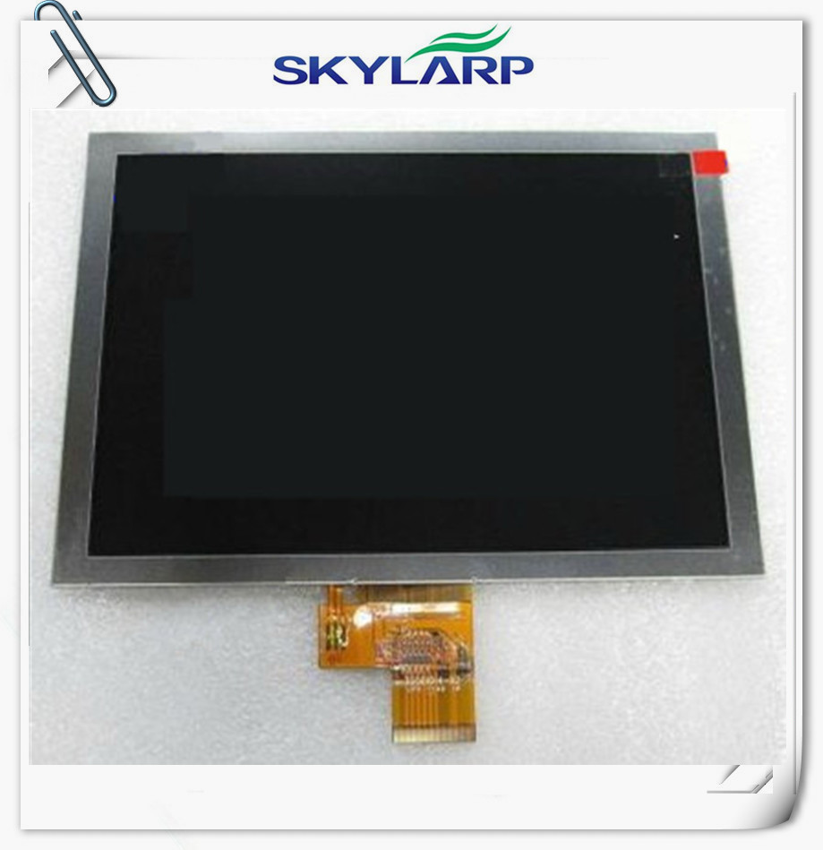 original new 8 inch 1024*768 LCD screen display panel for Teclast P85 Dual core P85HD P85A P81HD tablet PC MID free shipping free shipping brand teclast taipower p76s tablet pc mid large capacity lithium battery 357090 panels