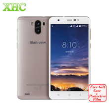 Blackview R6 Lite Smartphone 1GB 16GB Dual Back Cameras 5.5inch Android 7.0 MTK6580A Quad Core 1.3GHz 3G WCDMA Phone with Film