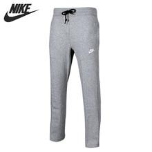 Оригинальные мужские спортивные штаны для бега от NIKE AW77 FT OH PANT