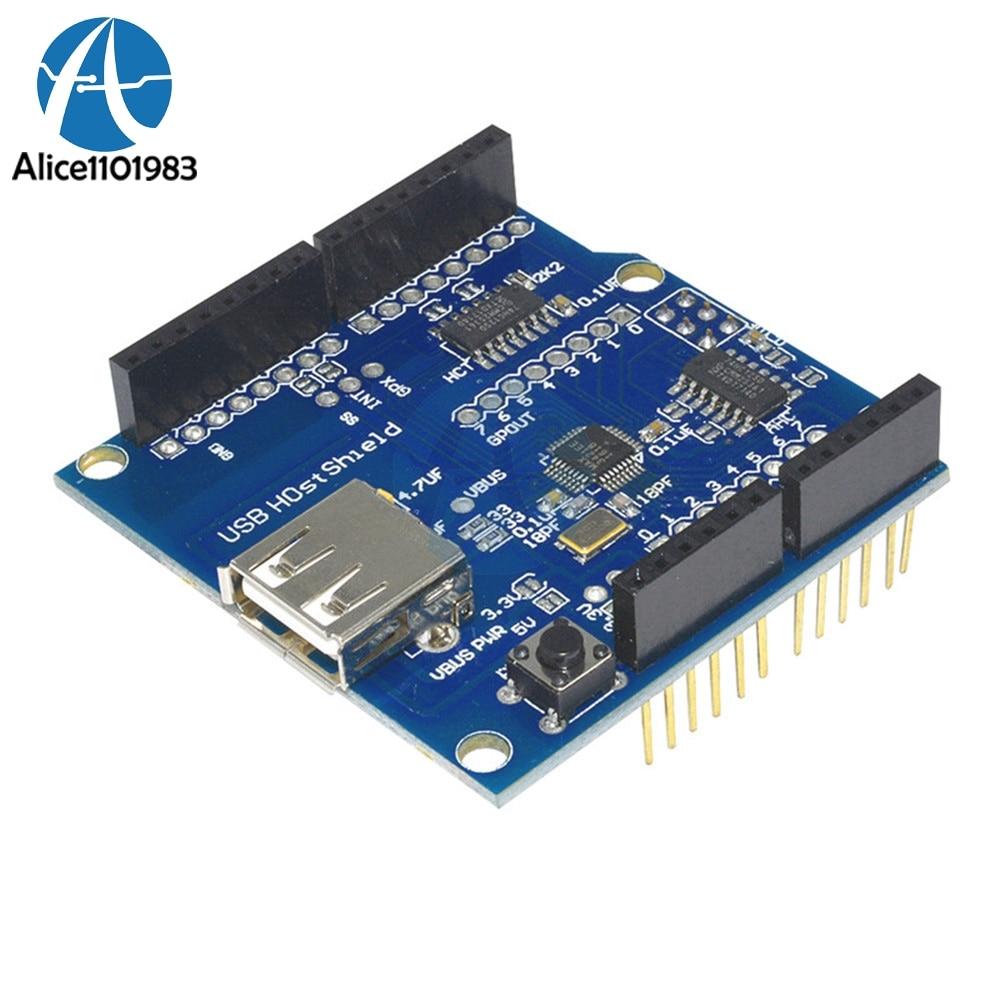 USB-хост с поддержкой Google для Android ADK UNO 3280 MEGA Duemilanove 2560 для Arduino Mega 2560 1280 USB HUBf