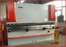 CNC control hydraulic metal bending machine,hydraulic press brake,metal bending machine