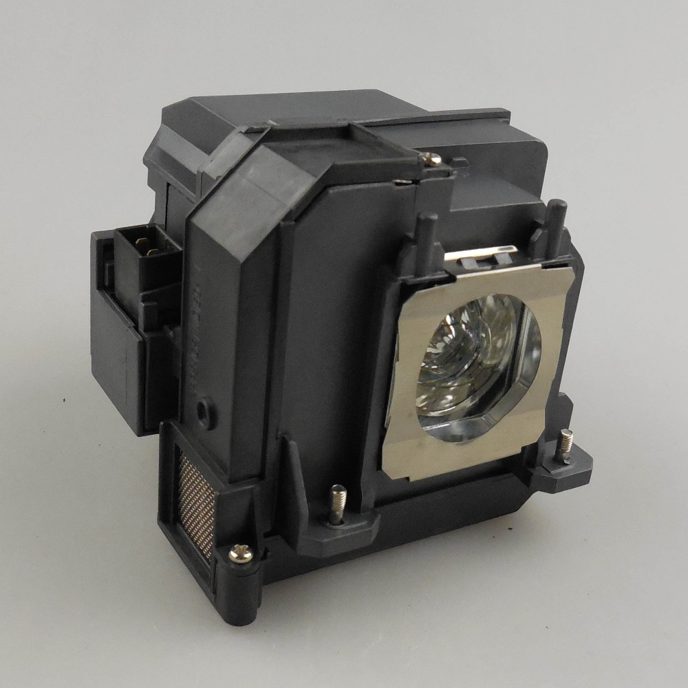 Projector Lamp ELPLP46 for EB-G5200 EB-G5350 EB-500KG EB-G5350NL EB-G5250WNL EB-G5300 with Japan phoenix original lamp burner happybate elplp46 projector replacement lamp for eb 500kg powerlite pro g5350nl eb g5200 eb g5350 eb g5300 eb g5200w