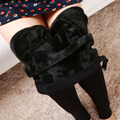 Mulheres roupas de inverno Leggings espessamento de veludo mulheres grávidas calças calças quentes