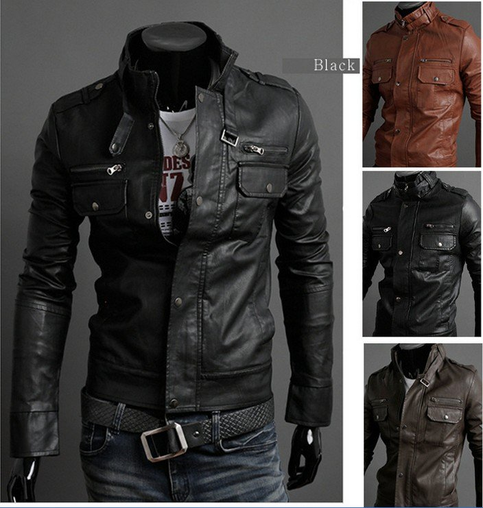 jackets for men leather Picture - More Detailed Picture about HOT ...