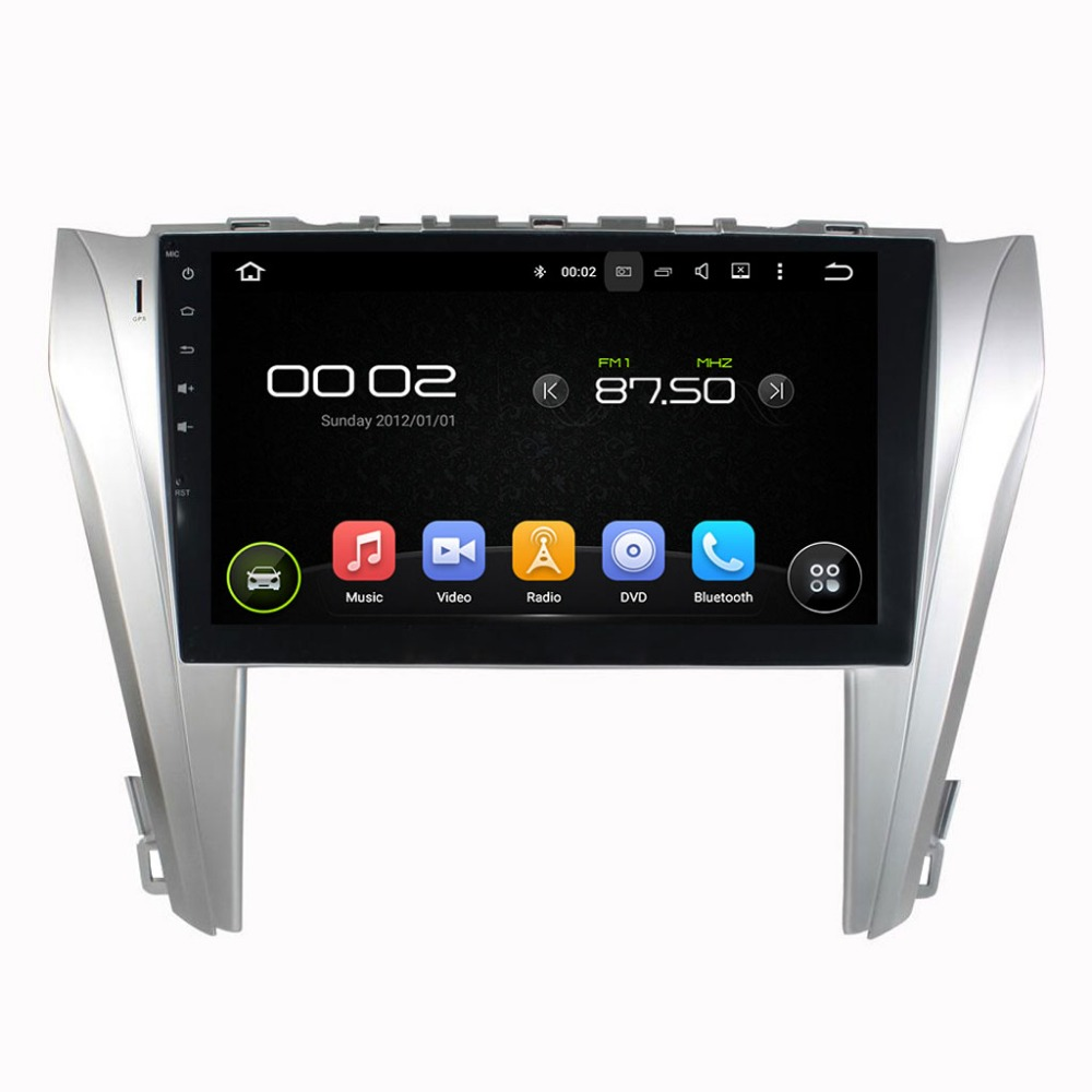 10 1 Android font b Car b font Radio Stereo for TOYOTA CAMRY 2014 2015 font