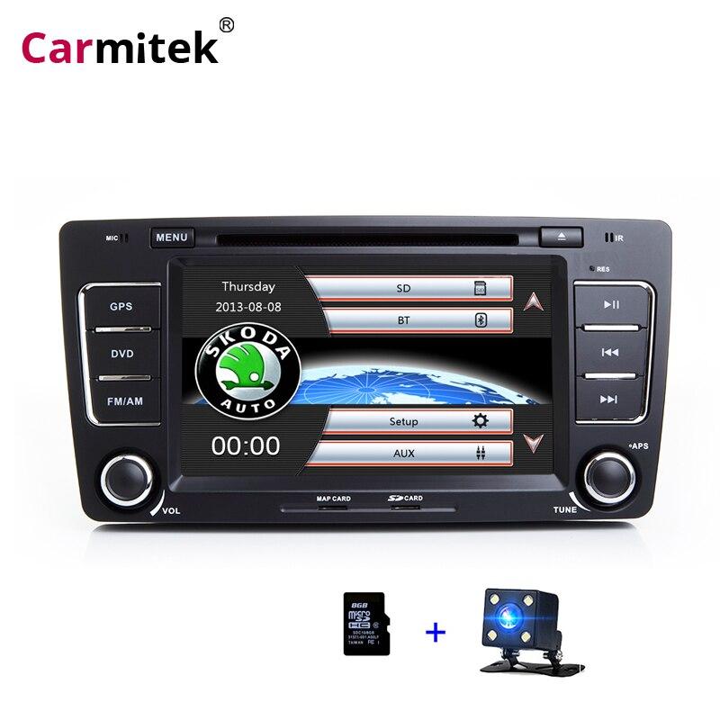 Radio Car Multimedia player GPS Auto 2 Din For Skoda Octavia Laura A5 2 3 Yeti 2008 2009 2010 2011 2012 2013 2014 head unit