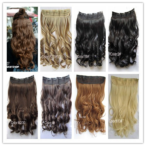 Full head hair extensions clip in human hair gallery hair 1pc120g woman curly clip in hair extension 29 colors one piece 1pc120g woman curly clip in pmusecretfo Image collections