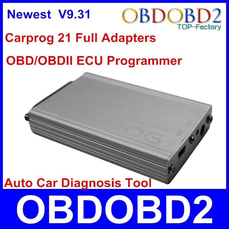 2015 Top rated Auto Repair font b Tool b font Carprog V9 31 Newest Version With