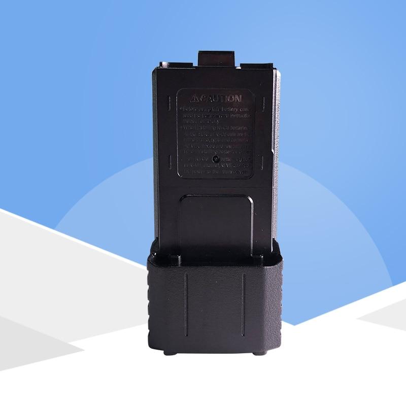 BaoFeng UV 5R Walkie Talkie AAA Battery Box For 2 Way Radio BaoFeng Pofung UV5R UV5RB UV5 BF T8 UV-8HX TYT TH-F8 Retevis