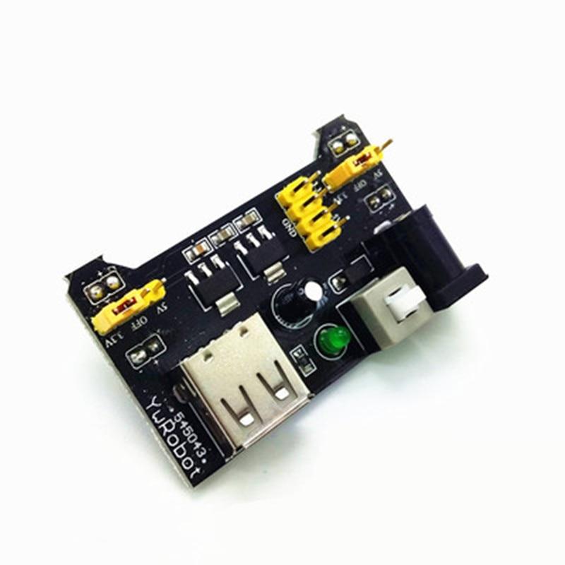 1pcs MB102 Breadboard Power Supply Module 3.3V/5V Solderless Bread Board смартфон alcatel one touch pop star 5070d 4g 8gb gray